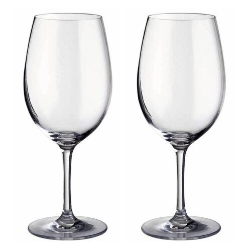 2 policarbonato plástico vino blanco vasos de vino blanco vino-Glas-Pantry rotura fijo