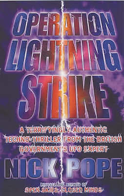 1 of 1 - Operation Lightning Strike by Nick Pope (Paperback, 2001)