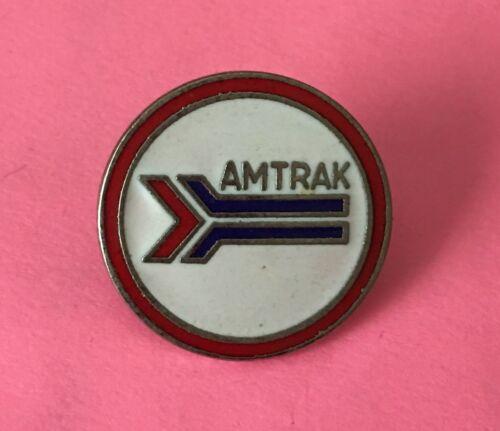 Railroad Hat-Lapel Pin//Tac Amtrak    #1045 NEW