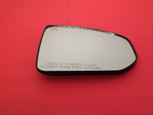 Fits 09-19 Nissan 370Z Right Pass Heated Convex Mirror Glass w// Rear Holder OE