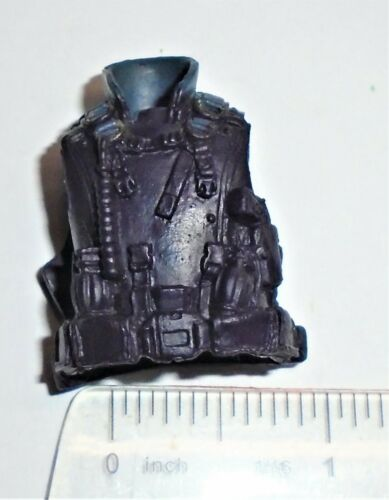GI Joe Figure Accessory 2009 Cobra EEL V5           Armored Combat Vest