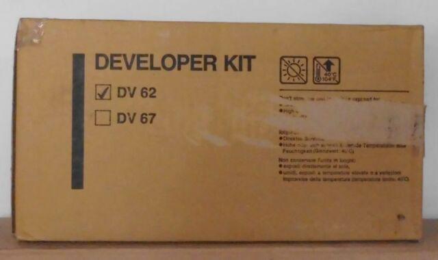 Kyocera Mita DV-62 Entwickler Developer black für FS 1800 1900 3800  5PLPXCVAPKX