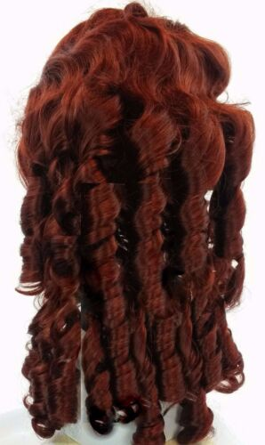 Victorian Gibson Wig Southern Bell Civil War Era Scarlette Gone with the Wind