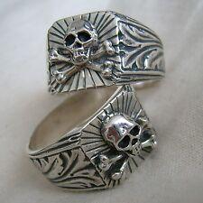 Toten Kopf ,Skull,  Ring Silber 925 Memento Mori