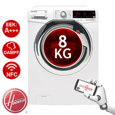 HOOVER DXOA44 38AHC3/2-S Waschmaschine Dynamic Next A+++ -30% Invertermotor