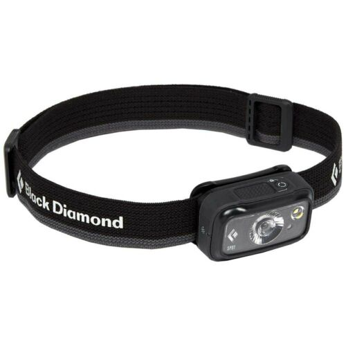 Black Diamond Spot 350 Stablampe Elektronik Schwarz Schwarz Stablampe