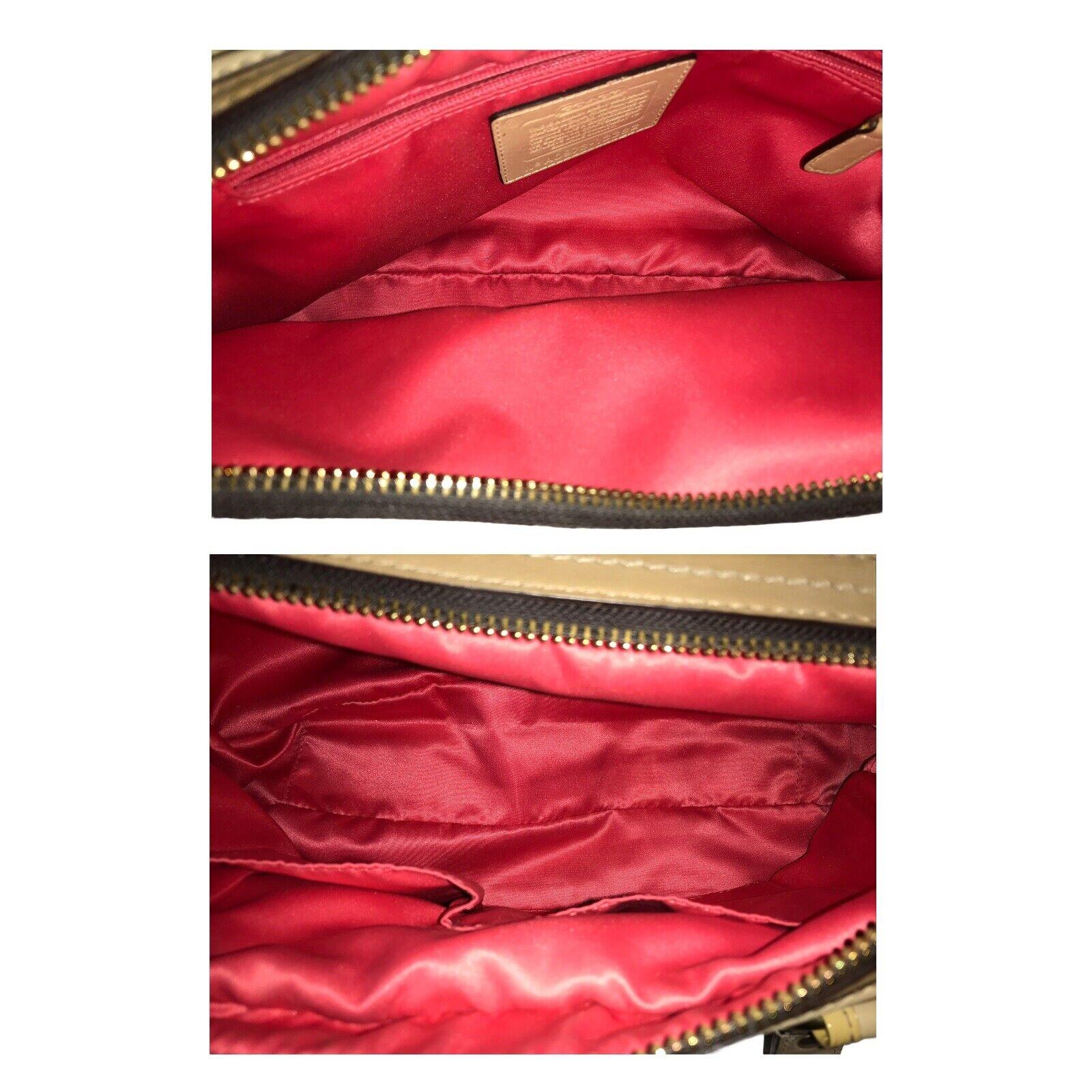 Vintage Bonnie Satchel Bag by COACH - image 7
