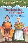 Thanksgiving on Thursday by Mary Pope Osborne, Sal Murdocca (Paperback, 2002)