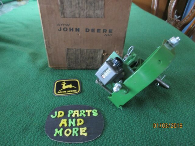 NEW OEM JOHN DEERE DF-B / FB-B GRAIN DRILL ACRE METER KIT AM13144