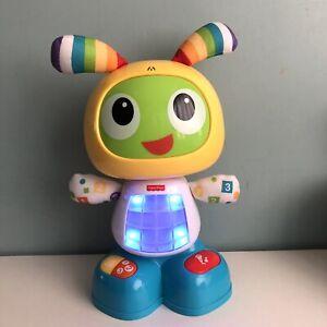 Fisher-PRICE-Bright-batte-Danza-amp-spostamento-beatbo-Robot-Giochi-di-apprendimento-per-bambini