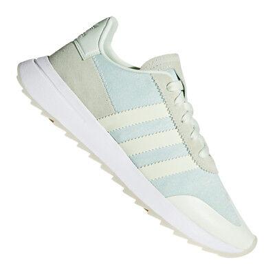 adidas Originals FLB Runner Sneaker Damen Grün   eBay