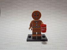 LEGO 71002 Minifigure Series #11 GINGERBREAD MAN Dunk Me Mug Christmas Minifig
