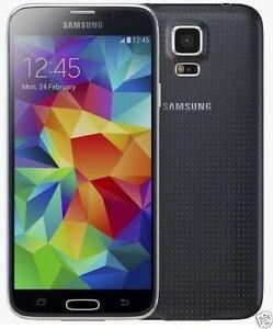 SAMSUNG-GALAXY-S5-G900F-16gb-Nero-Sbloccato-Quad-Core-16mp-Android-4g-Smartphone