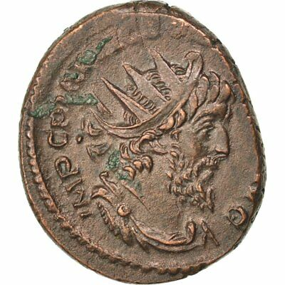 Biglione #65468 Persevering Bb+ Antoninianus Victorinus Cohen:79 Can Be Repeatedly Remolded.