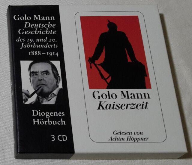 Kaiserzeit | Deutsche Geschichte des 19. und 20. Jahrhunderts | CDs | Gebraucht