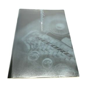 Campagnolo 2003 Full Component Catalog Bicycle Italy 95 Pages Campy