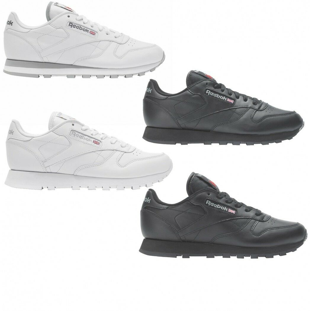 Reebok Classic Leather Leder Sneaker Freizeitschuhe Damen und Herren