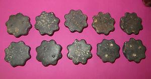 10-Pieces-detachees-metalliques-en-provenance-de-l-039-Argonne-Bon-etat-general