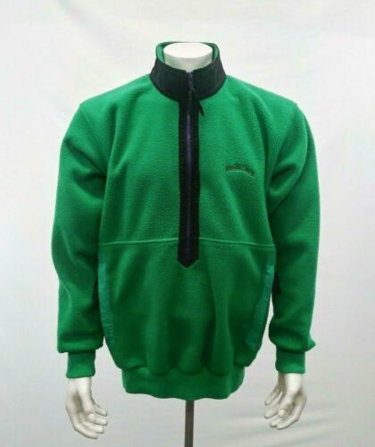 Beaver Canoe Fleece Pullover Vintage Adult Large G