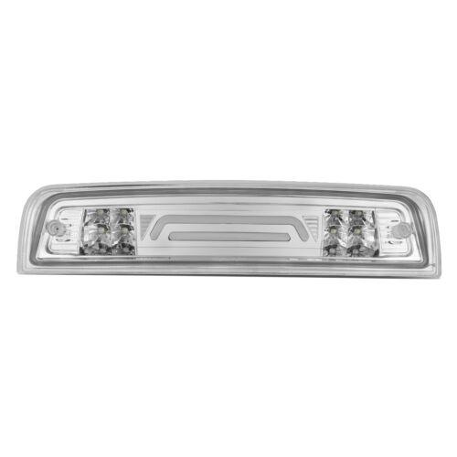 3D LED Bar Fit 09-17 Ram Truck Third 3rd Tail Brake Light w//Cargo Lamp Chrome