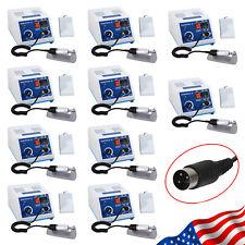 Dental Lab Marathon Electric Micromotor Polishing Unit N3 35krpm Handpieceset