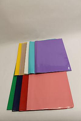 Copertine In Plastica Per Quaderni - A4 - Rosso