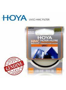 Hoya-49MM-CAMERA-LENS-FILTER-Digital-Multicoated-HMC-UV-C-Filter-CANON-NIKON