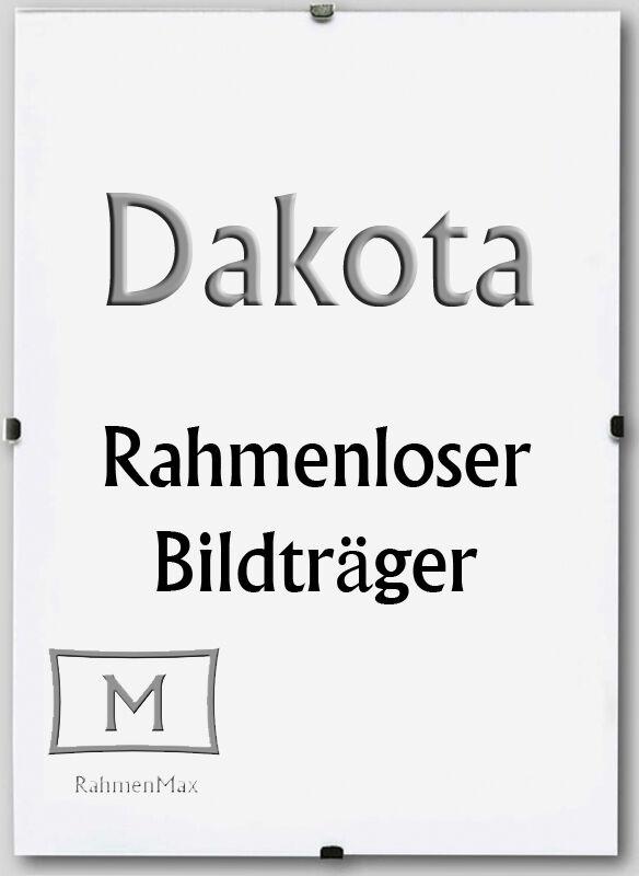 Rahmenloser Bildträger Bildträger Bildträger Dakota für Puzzle 50 x 70 cm Kunstglas & Mengenrabatt 9a80be
