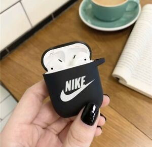 New Black Apple Airpods Case Nike Supreme Ebay