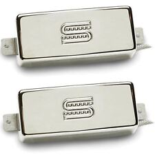 Seymour Duncan SM-3 Seymourized Mini Humbucker set NEW SM-3n & SM-3b free ship