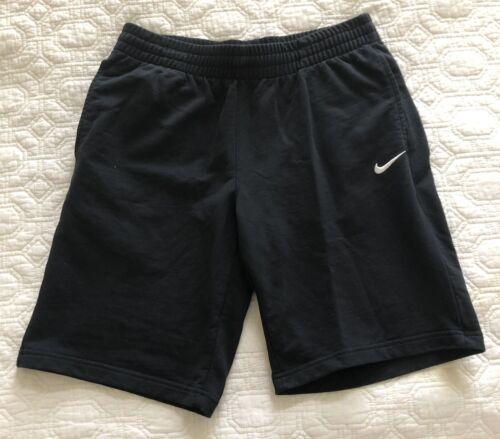 Mens Black Nike Sweat Shorts Medium