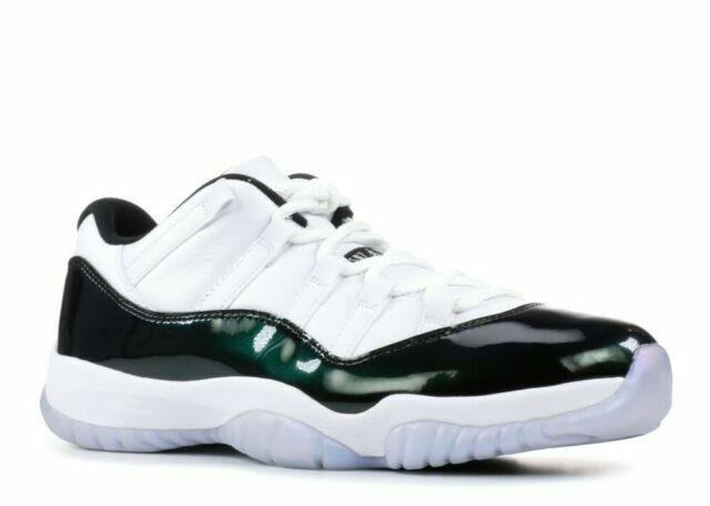 Size 9 - Jordan 11 Retro Low Emerald, Easter 2018