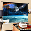 3D Universe 6 Blockout Photo Curtain Printing Curtains Drapes Fabric Window AU