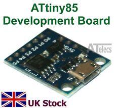 ATtiny85 Development Board with Micro USB socket  - UK Stock