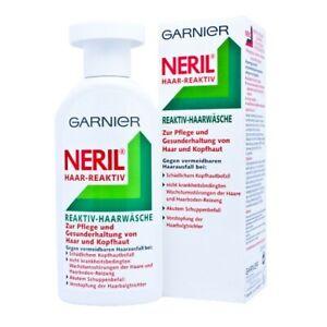 GARNIER-NERIL-Reactive-Hair-Wash-200ml-Shampoo-Made-in-Germany