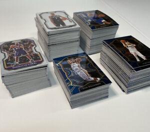 *365-Card* ~ 2021 Panini Prizm & Select BASKETBALL ~ BASE LOT Stars/Vets/Commons