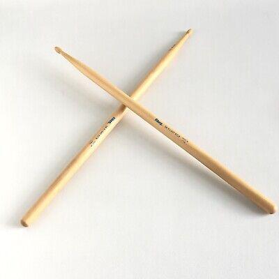 vintage fibes drum sticks 5a h light rock made in u s a ebay. Black Bedroom Furniture Sets. Home Design Ideas