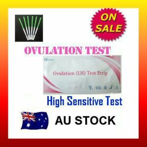 Ovulation (LH) Test Strips Urine Fertility Kit OPK High Sensitive