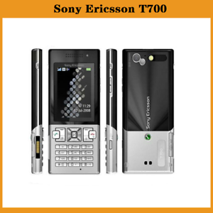 Original Sony Ericsson T700 T700i GSM Quad band 3G Bluetooth Email Mp3 Unlocked