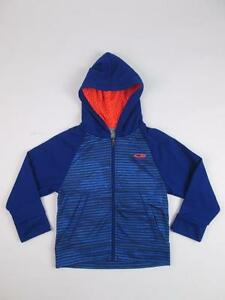 Champion Kids Boys Windbreaker Jacket with Hood