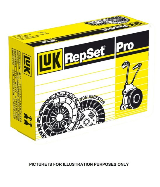 LUK CLUTCH KIT FOR SAAB 9-3, VAUXHALL (SEE DESCRIPTON FOR MODELS)