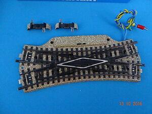 Marklin-5207-Electric-Double-slip-switch-M-Track