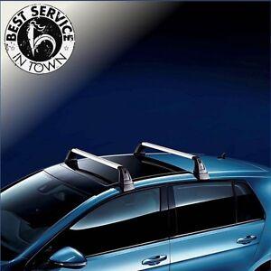 Original-VW-Grundtraeger-Golf-7-5-Tuerer-Dachtraeger-T-nut-5G4071126