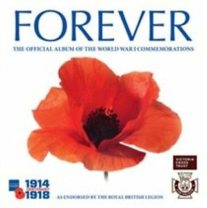 Forever-The-Official-Album-of-the-World-War-1-Commemorations-CD-NEW-SEALED