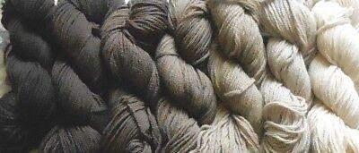 415 Biscuit Brown Family Paternayan Wool 3ply Persian Yarn Needlepoint 4oz