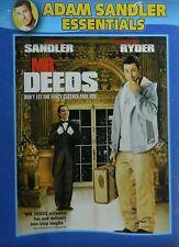 Mr.DEEDS (2002) Adam Sandler Winona Ryder Peter Gallagher John Turturro SEALED