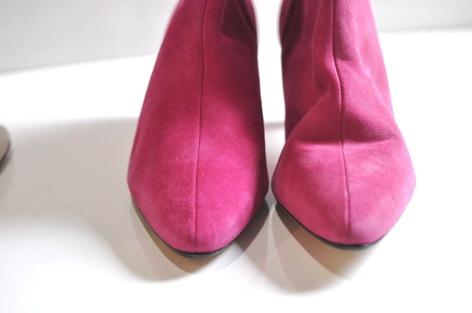 Proxy Donna 11M leather ankle boots heels size 11M Donna made in Spain 2e5085