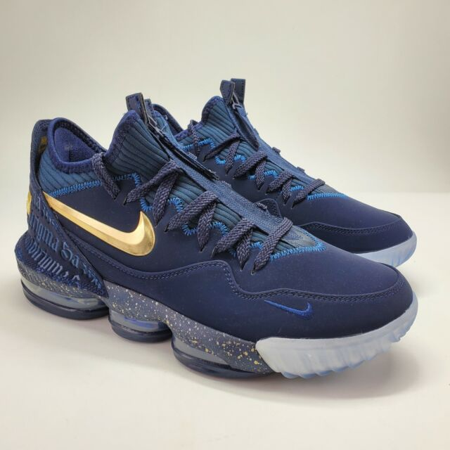 Nike Lebron 16 XVI Low TITAN Agimat