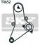 SKF Courroies VKMA 02383 Pour Citroen Fiat Iveco Opel Peugeot Renault