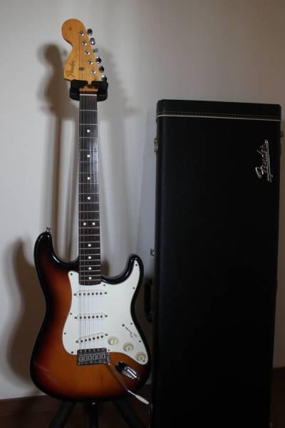 Fender USA Jimi Hendrix VooDoo beutiful rare EMS F/S